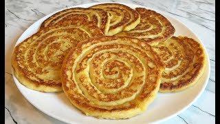 вкуснейшие картофельные спиральки. Как приготовить