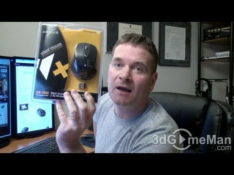 Live Show #15: HIS HD 6850 Video Card, Length & Loudness, 3D Gaming, Nexus Silent Mouse & more