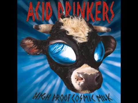 Acid Drinkers  High Proof Cosmic Milk 1998r Full Album