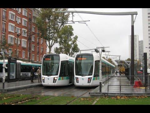 Veículo Leve sobre Trilhos ( VLT )