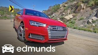 2018 Audi S4: First Impression with Kurt Niebuhr