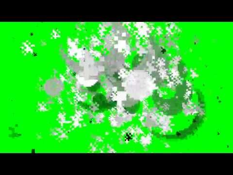 Green Screen Intro Brick Wall Explosion - Footage ...
