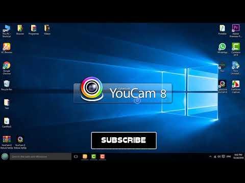 Hướng dẫn cài đặt CyberLink YouCam 8 full crack NEW 2019 – Ứng dụng Webcam nhiều hiệu ứng