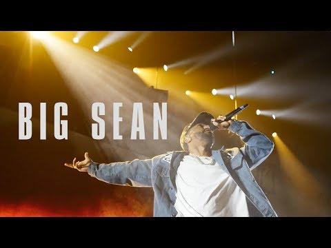 BIG SEAN + 21 SAVAGE + GOLDLINK ~ Performing at UMass Amherst 2018