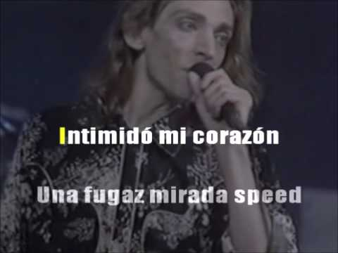 mirada speed virus karaoke VHD
