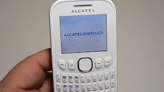 Alcatel One Touch Tribe 3003G телефон - характеристики, отзывы, описание Full Phone Specifications