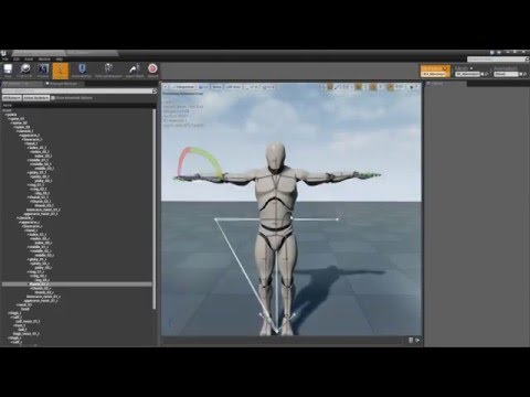 Character Creator Tutorial - Animation Retargeting In Unreal