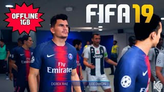 FIFA 19 MOD FIFA 14 Android Offline 1GB New Face Kits & Transfer Update Best Graphics Camera PS4