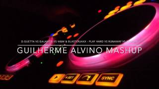 D.Guetta vs Galantis vs W&W & Blasterjaxx - Play Hard vs Runaway vs Bowser (Guilherme Alvino Mashup)