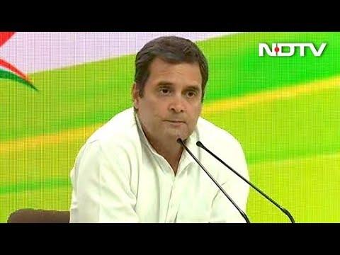 PM Modi की Press Conference पर Rahul Gandhi ने ली चुटकी, कहा- मुझे भी लेने हैं कई सवालों के जवाब