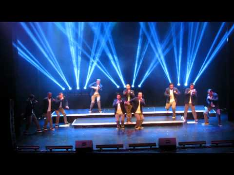 Straight No Chaser - Movie Medley - 7/15/14