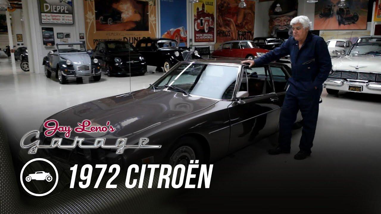 The Futuristic 1972 Citroën SM | Jay Leno's Garage