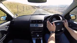 Freedom Cars Virtual Test Drive in a Ford Mondeo ST 220 3 Litre through Rivington