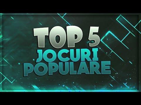 Top 5 : Cele mai populare jocuri online