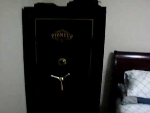 Pioneer Safes Show and Tell