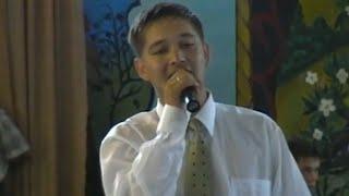 Ильдар Хакимов поет на своей свадьбе | Архив