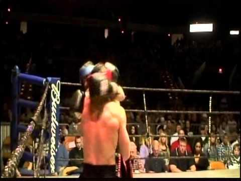 Brent Jones vs Wayne Smith 2010 Rough n Rowdy