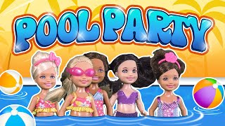 Barbie - Pool Party | Ep.80
