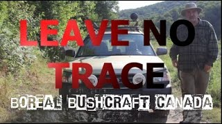 LEAVE NO TRACE summer 2014
