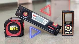 5 Amazing Digital Measuring tools !