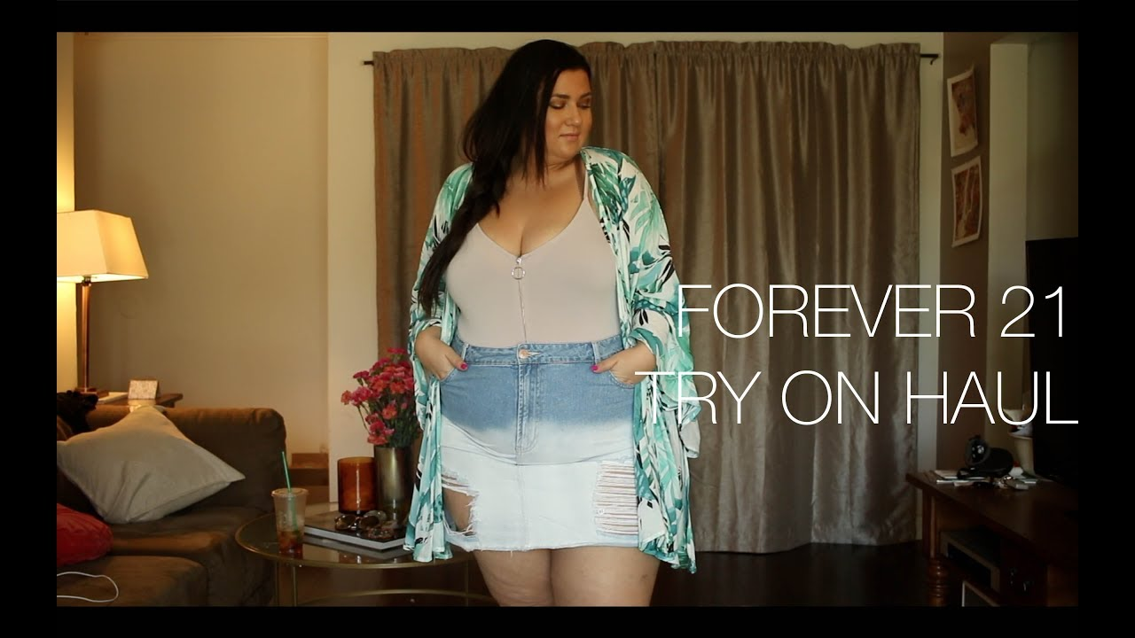 266aae8816d PLUS SIZE FASHION TRY ON HAUL