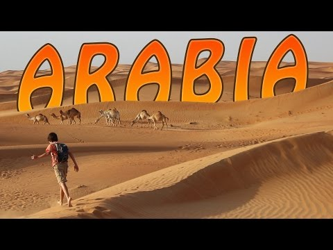 Alec in WILDerland - Arabia Special
