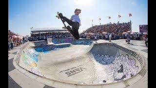 Pool Skating Mayhem from Huntington Beach | Vans Park Series 2017
