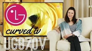 LG 65UG870V: обзор телевизора (4K)(Цена и наличие: http://rozetka.com.ua/lg_65ug870v/p3442873/ Видеообзор телевизора LG 65UG870V Смотреть обзоры других телевизоров..., 2015-07-03T12:30:45.000Z)