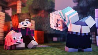 Грейт Фолз - Загадочный кубик - Серия 1 (Minecraft сериал)