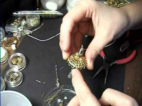 How To Make A Real Working Miniature Chandelier Light For Dollhouse Easy Garden Of Imagination