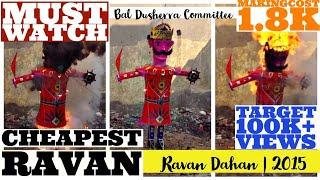 RAVAN DAHAN 2015 ( BAL DUSHERRA COMMITTEE )