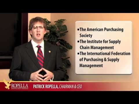 Procurement and Supply Chain Management | Ropella Consulting
