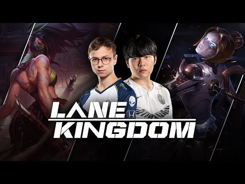 Lane Kingdom | Jensen vs. Rookie