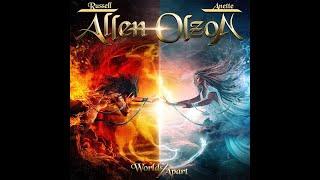 ALLEN / OLZON – Worlds Apart (2020 full album)