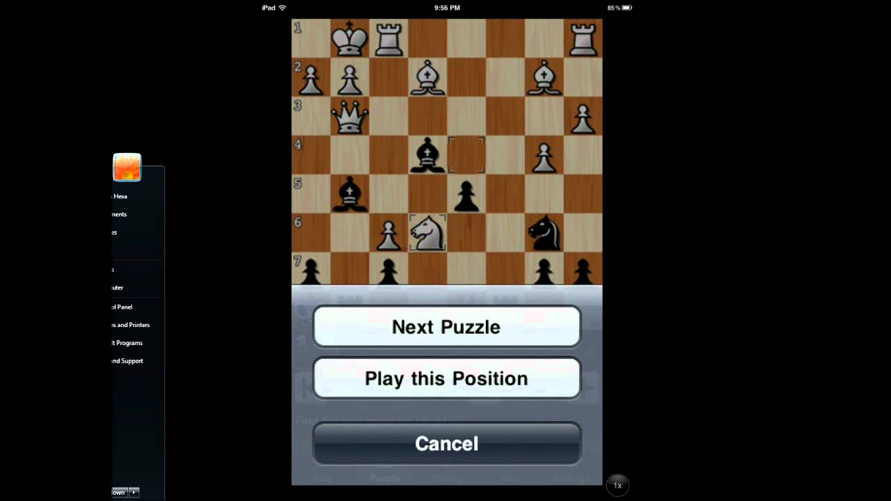 Shredder Chess for iPhone & iPad