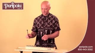 Introducing the Peripole-Bergerault® Orff Tenor Alto Glockenspiel
