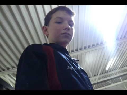 Terrell middle school teacher volleyball game.(: