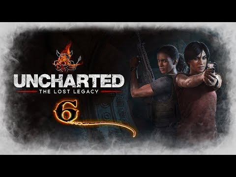Uncharted: The Lost Legacy - [#6] Бивень
