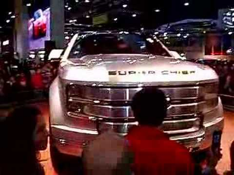 Ford Shelby Truck >> FORD SUPER CHIEF F-250 - NEW BESTIAL EXTREME TRUCK - YouTube