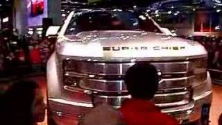 FORD SUPER CHIEF  F-250 - NEW BESTIAL EXTREME TRUCK