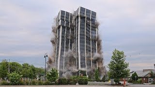 Martin Tower - Controlled Demolition, Inc.