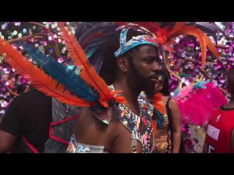 Saldenah - Caribana Toronto Carnival 2018 - August 4, 2018