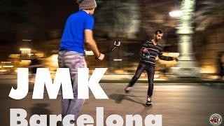 Ride with JMK Skates at Barcelona !