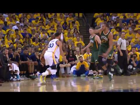 Stephen Curry Top 20 Crossovers of 2017 Season