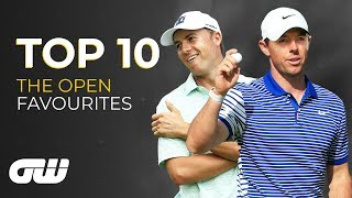 Top 10: The Open Championship 2019 Ones to Watch! | Golfing World