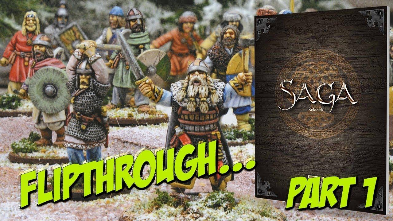 SAGA 2nd Edition – An In Depth Analysis   Part 1