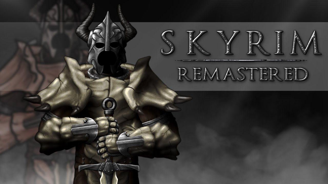 how to get non remastered skyrim