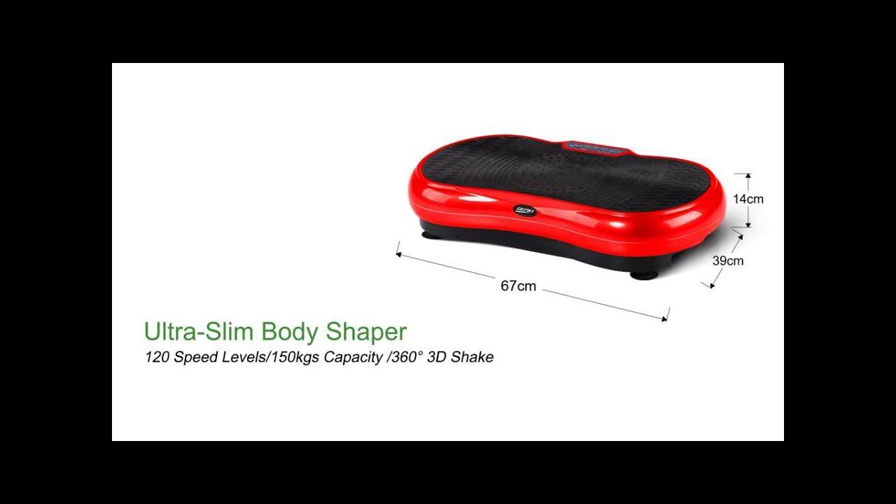 ultra slimming body shaper