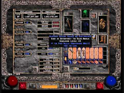 Best Fire Mage Build Diablo