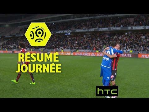 Résumé de la 31ème journée - Ligue 1 / 2016-17